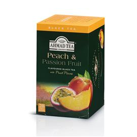 Herbata Ahmad Peach Passion Fruit 20 kopertek