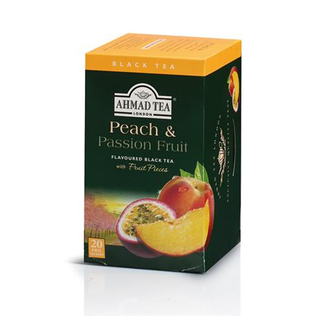 Herbata Ahmad Peach Passion Fruit 20 kopertek-14517