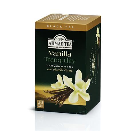 Herbata Ahmad Vanilla Tranquility 20 kopertek-14520