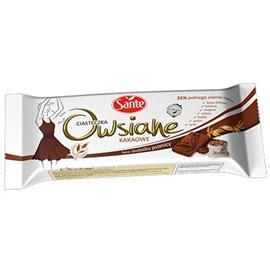 Ciastka Sante Owsiane Kakaowe 150g