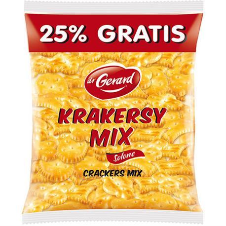 Krakersy Dr Gerard Mix 500g-14723