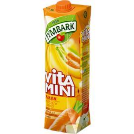 Sok Tymbark Vitamini Banan Marchew Jabłko 1L