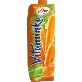 Sok Hortex Vitaminka Marchewka 1L