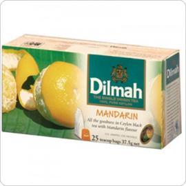 Herbata Dilmah mandarynkowa ekspresowa 25 szt.