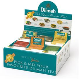 Herbata Dilmah Pick N Mix zestaw 120 torebek