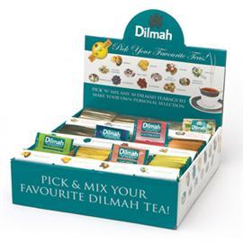 Herbata Dilmah Pick N Mix zestaw 240 torebek