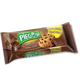 Ciastka Pieguski z kawałkami czekolady 135g