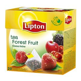 Herbata Lipton piramidka Forest Fruits Tea 20 tore
