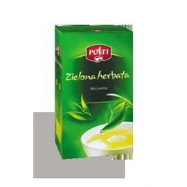 Herbata Posti zielona liściasta 100g