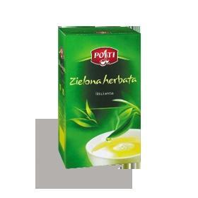 Herbata Posti zielona liściasta 100g-3456