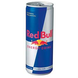 Napój Red Bull energetyzujący 250mlx6 puszka