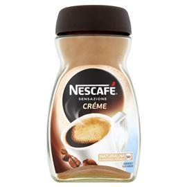 Kawa Nescafe Creme Sensazione rozpuszczalna 200g