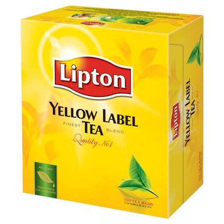 Herbata Lipton ekspresowa 100 torebek-11998