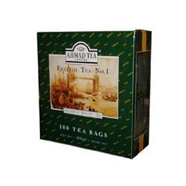 Herbata Ahmad Tea No1 ekspresowa 100 torebek