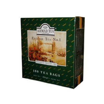 Herbata Ahmad Tea No1 ekspresowa 100 torebek-3112