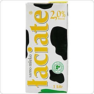Mleko Łaciate 2% 1l-3120