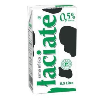 Mleko Łaciate 0,5% 0,5l-3123