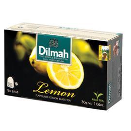 Herbata Dilmah Lemon ekspresowa 20 szt.