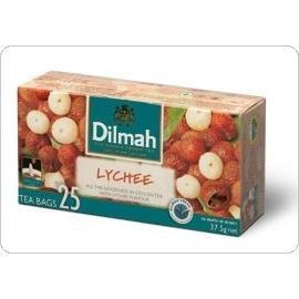 Herbata Dilmah Lychee ekspresowa 20 szt.