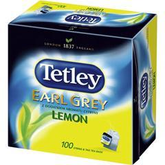 Herbata Tetley Earl Grey Lemon 100 torebek-4125