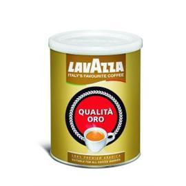 Kawa Lavazza Qualita Oro mielona 250g puszka