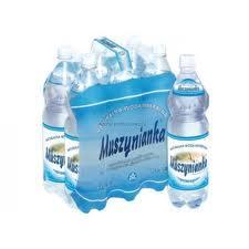 Woda Muszynianka wysokonasycona CO2 1,5l (6szt.)