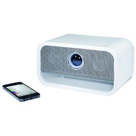 Głośnik stereo Bluetooth Leitz Complete biały