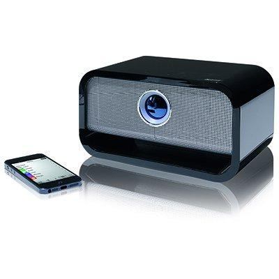 Głośnik stereo Bluetooth Leitz Complete czarny-12787