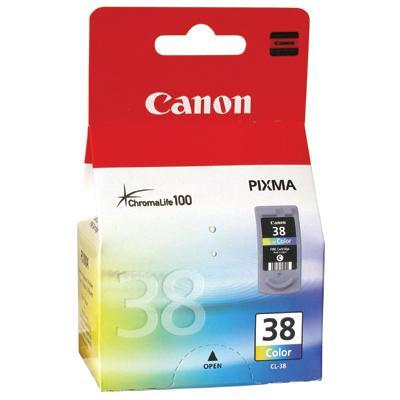 Tusz Canon CL38 kolor 11ml-41
