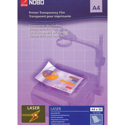 Folia A4 Nobo 33633740 do rzutników-580