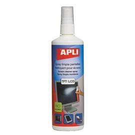 Spray do czyszczenia monitorów TFT,LCD, 250 ml Apl