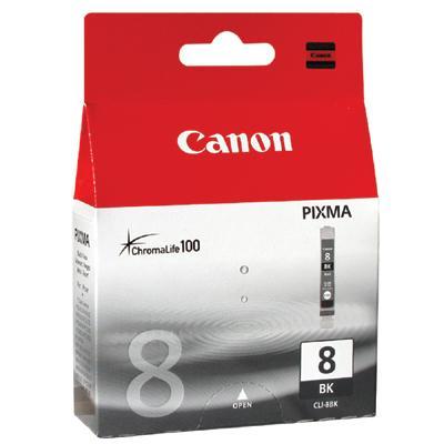 Tusz Canon CLI8BK czarny-42