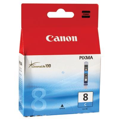 Tusz Canon CLI8C cyan-43
