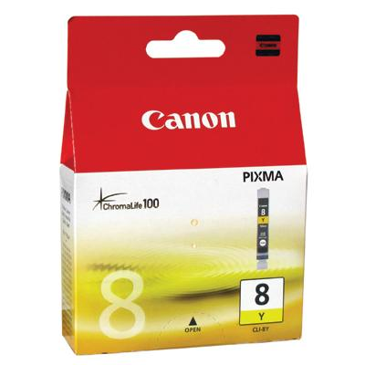Tusz Canon CLI8Y yellow-45
