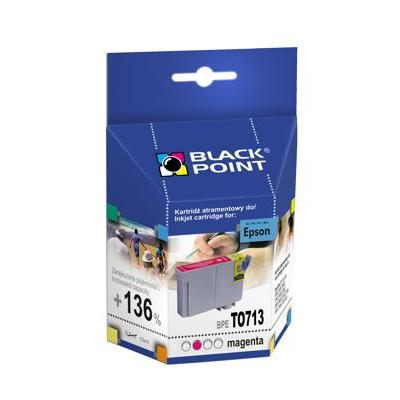 Tusz Black Point Epson T071340 nabój Magenta 13 m-58