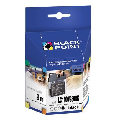 Tusz Black Point Brother LC980BK nabój czarny-60