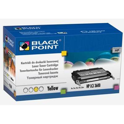 Toner Black Point HP Q6472A yellow 4000 str-96