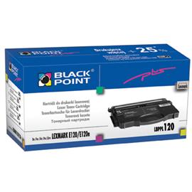 Toner Black Point Lexmark 12016SE