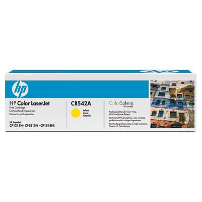Toner HP CB542A yellow-113