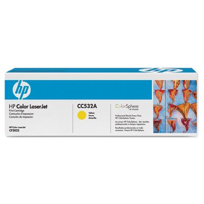 Toner HP CC532A yellow 3500 str-118