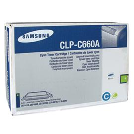 Toner Samsung CLP-C660A cyan 2000 str