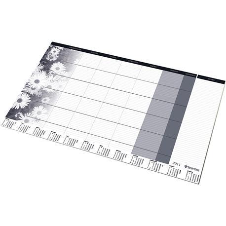 Biuwar plan miesięczny Panta Plast 470x330 wkład-13161