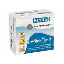 Zszywki 24/6 Rapid Strong 5000 szt.
