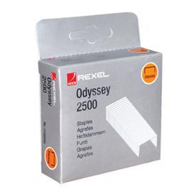 Zszywki Rexel Odyssey 2500 szt.