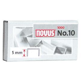 Zszywki No 10 Novus 1000 szt.