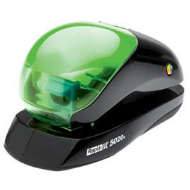 Zszywacz Rapid R5020 elektryczny czarno-ziel.(20k)