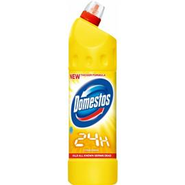 Płyn do WC Domestos 1250 ml Cytrynowy*