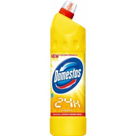 Płyn do WC Domestos 1250 ml Cytrynowy*-11228
