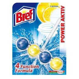 Zawieszka do WC Bref Power Activ 50 ml LEMON