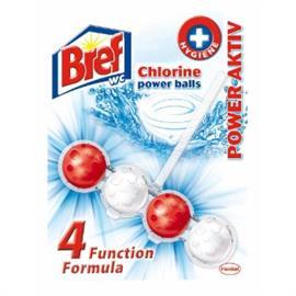 Zawieszka do WC Bref Power Activ 50 ml CHLORINE